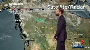 Edmonton weather forecast: Monday, August 10, 2020