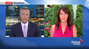B.C. evening weather forecast: August 3 (01:38)