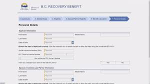 B.C. COVID-19 recovery benefit cheque delays (02:05)