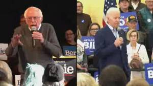 Bernie Sanders faces uphill battle against Joe Biden