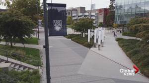 B.C. post-secondary schools could reopen campuses in fall (00:51)
