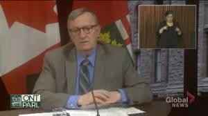 Coronavirus outbreak: Ontario health officials say investigation needed into recalled masks