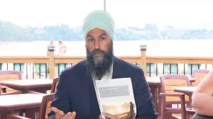 Federal Election 2019: Singh claims experts say NDP climate plan 'boldest' of all parties