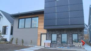 Lethbridge man builds net-zero home for both environmental and economic sustainability
