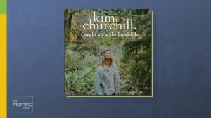 Kim Churchill performs 'Caught Up In The Landslide'