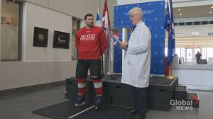 McGill researchers develop new test for concussions