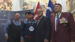 Ottawa issues multi-million-dollar apology to Métis veterans of Second World War