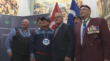 Ottawa issues multi-million-dollar apology to Métis veterans