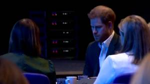 Prince Harry makes it clear what he wants to be called (01:38)