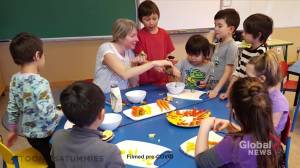 Toonie for Tummies Campaign aims to curb children's hunger (03:56)