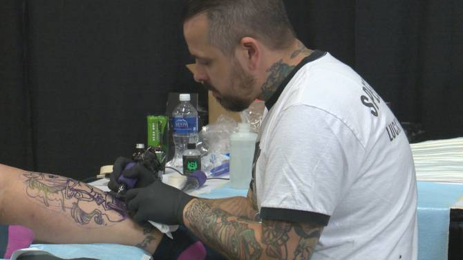 Windy City Tattoo Show brings Ink Master to Lethbridge