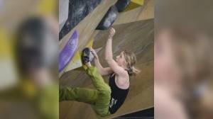 Climbing makes its debut at the Tokyo 2020 Olympics (03:45)
