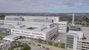 Pandemic exacerbates crisis inside Brampton's only hospital (02:57)