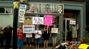 Bridgewater crowd calls for N.S. shooting public inquiry instead of review