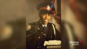 Black female Toronto police officer reflects on challenges service is facing