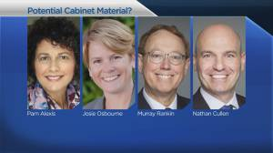 Who will be named to B.C. Premier John Horgan's cabinet? (02:21)