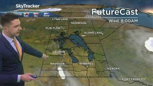 Warming back up: March 30 Manitoba weather outlook (01:39)