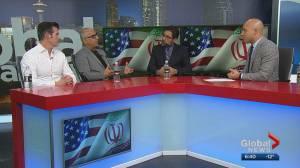 Expert panel discusses future of U.S.-Iran relations