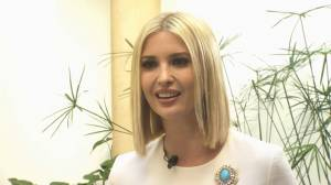 Ivanka Trump weighs in on House impeachment inquiry during visit to Morocco