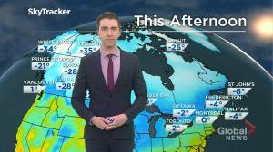 Saskatchewan weather outlook: Jan. 16