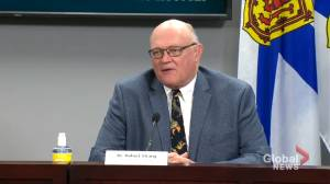 N.S. chief medical officer of health says exemption for three Irving executives done in error