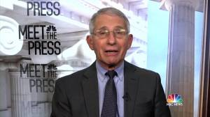 Fauci says U.S. 'very likely' undercounting COVID-19 deaths after report shows higher total (00:46)