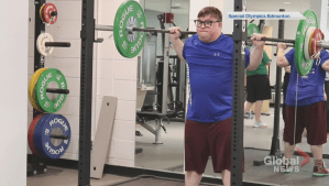 Special Olympics Edmonton gets ready for Sliv fitness fundraiser (03:30)