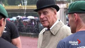 Prince Philip leaves hospital in time for Christmas