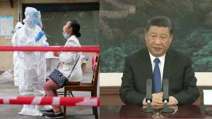 Coronavirus outbreak: Chinese President Xi Jinping defends country's handling of COVID-19