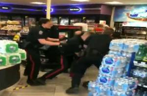 Edmonton police investigated for use of force at downtown convenience store