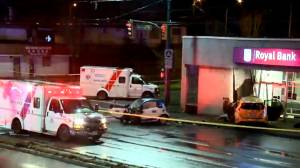 Vancouver police say speed, alcohol possible factors in fatal crash (01:22)