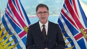 'Extreme heat is dangerous': Health minister urges British Columbians to seek help during latest heatwave (05:36)