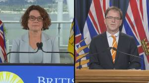 B.C. reports 12 deaths, more than 481 new COVID-19 cases over three days (05:25)