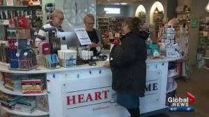 Numbers suggest retail sales declining in Alberta