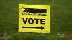 Regina-Lewvan federal candidates discuss platform and election issues (02:15)