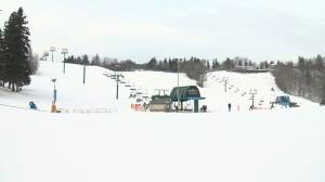 Edmonton-area ski hills open for the season (00:43)