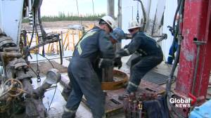 Oil and gas industry forecasts small spending rise after slashed budgets in 2020 (01:45)