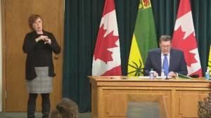 Coronavirus: Saskatchewan extends public health orders to Feb. 19 (03:22)