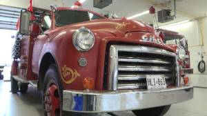 Loyalist Township selling off two antique fire trucks