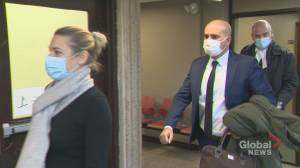 Former Halifax cab driver guilty of sex assault sentenced (01:38)