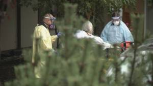 Deadly COVID-19 outbreak at Burnaby care facility (02:03)