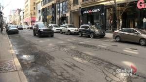 It's official: Quebec has the worst roads in Canada (02:02)