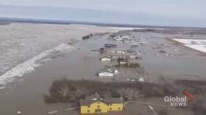 Damage assessments underway in Fort Vermilion after Peace River flood waters recede (01:38)