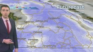 Kelowna Weather Forecast: January 8