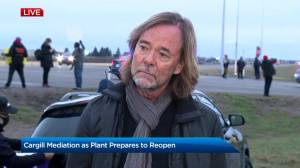 Union representing Cargill workers speaks amid ongoing discussions (04:31)