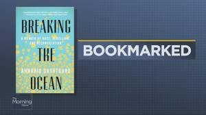 Bookmarked: 'Breaking The Ocean' by Annahid Dashtgard