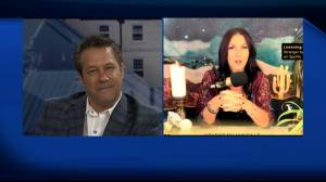 Global News Morning chats with tarot card reader Rev. Anneille Little (07:54)