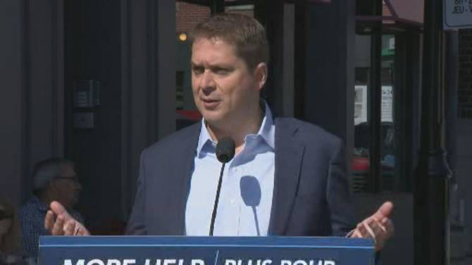 Scheer promises $1.5B for new medical imaging equipment to replace aging ones