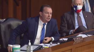 GOP senator questions SCOTUS nominee Barrett on size of court, calls idea of 'court-packing' manipulative (07:04)