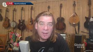 Alan Doyle on his new book 'All Together Now: A Newfoundlander's Light Tales for Heavy Time' (06:45)